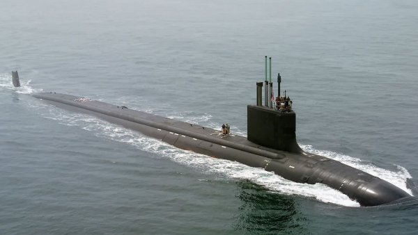 В Китае создадут подводную лодку с искусственным интеллектом