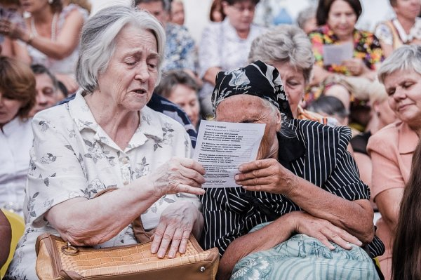 ЦИК принял документы о проведении референдума о пенсионной реформе
