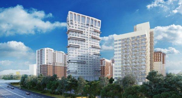 В Москве квартиры бизнес-класса популярнее стандартного жилье впервые с 2014 года