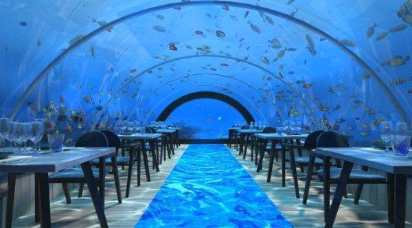 Семь необычных отелей мира
