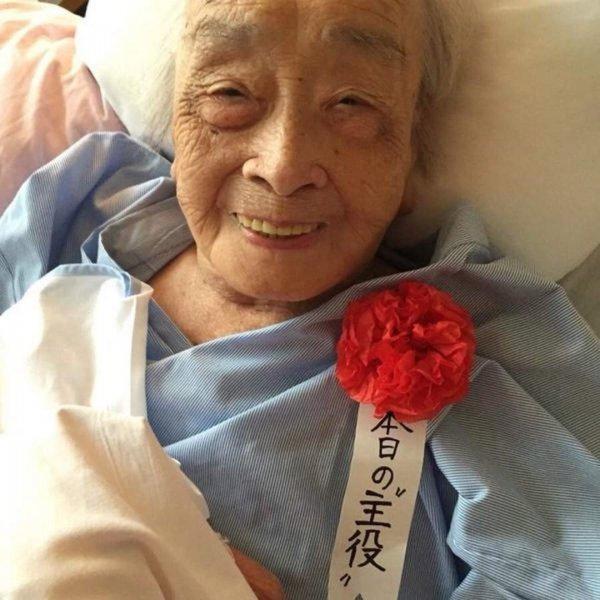 В Японии скончалась самая пожилая женщина на планете