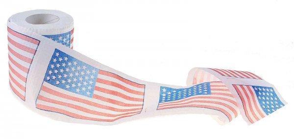 Посольство США в Лондоне выставило на аукцион туалетную бумагу