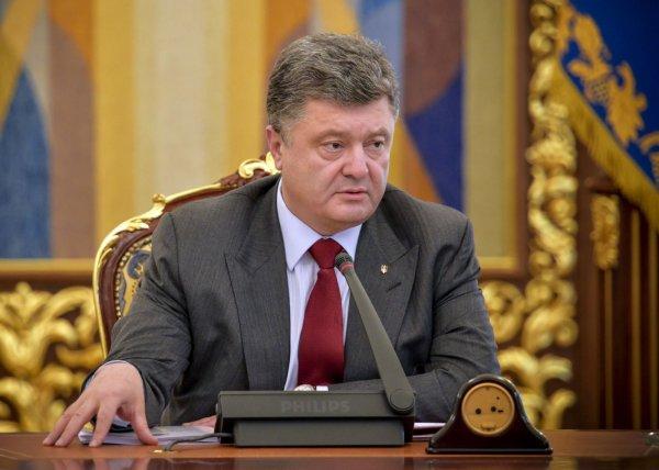 Российские сенаторы грозят Порошенко трибуналом из-за иска иск против РФ