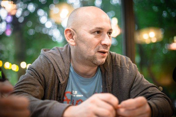 Погибший в ЦАР режиссер Расторгуев посмертно награжден «Лавровой ветвью»
