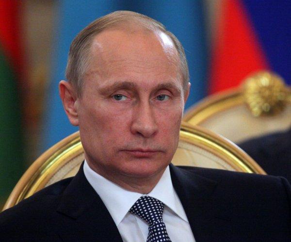 Путин подписал закон о Дне памяти принятия Крыма Российской империей