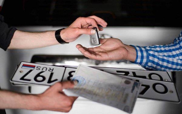 Путин разрешил регистрацию автомобилей без посещения ГИБДД