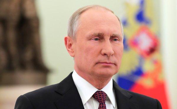 Путин в Крыму вызвал галлюцинации в Киеве