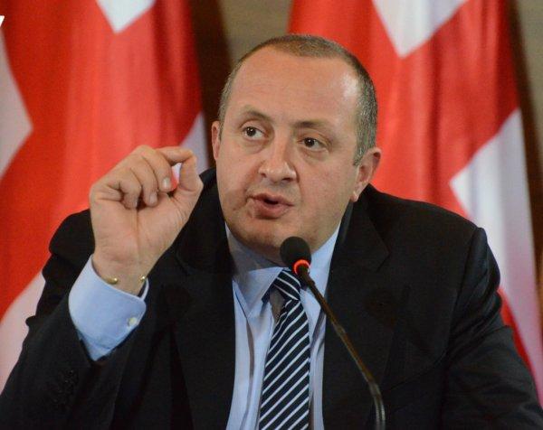 Глава Грузии: Россия начала оккупировать нас еще в 1991 году
