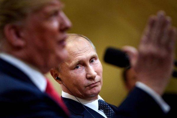Содержание переданного Путиным Трампу документа рассекретили в сети