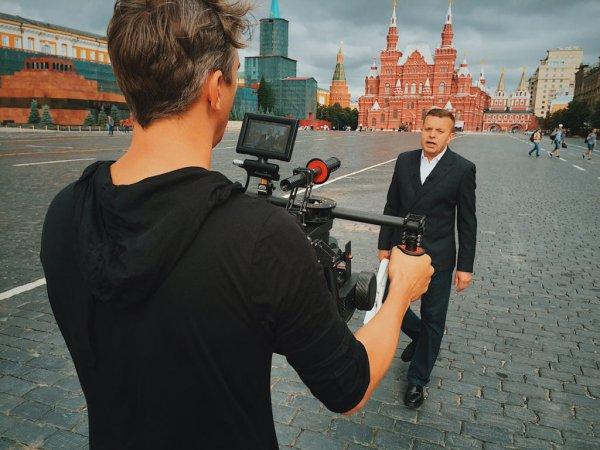 Фильмы Леонида Парфенова — новое явление в телевизионной документалистике