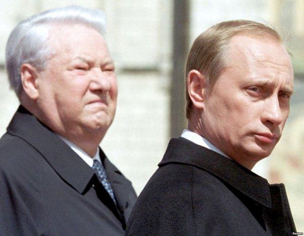 «Он способен сплотить общество»: Ровно 19 лет назад Борис Ельцин назвал своим преемником Владимира Путина