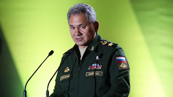 Шойгу предостерег Германию от разговора с Россией с «позиции силы»