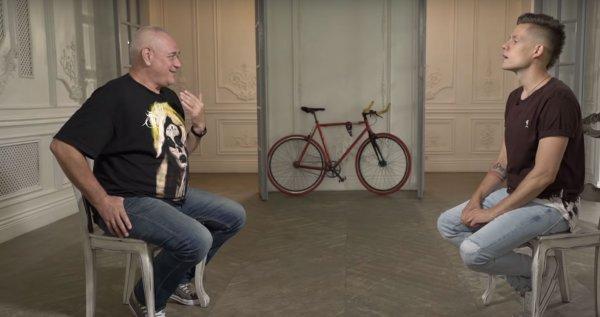 Давая интервью Дудю Доренко назвал Путина фитнес-тренером