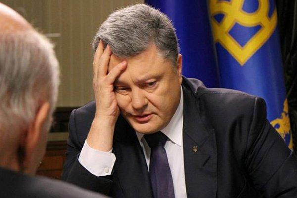 «Давно пора»: Порошенко думает бежать из Украины