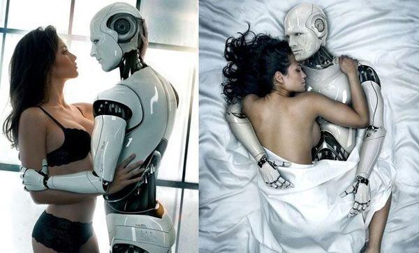 Половой акт с роботом поможет укрепить отношения в семье