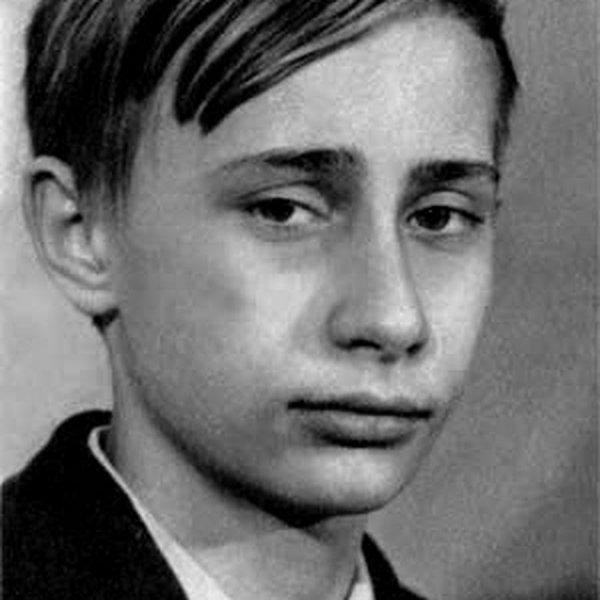 Учительница Путина рассказала, что тот сбегал с уроков