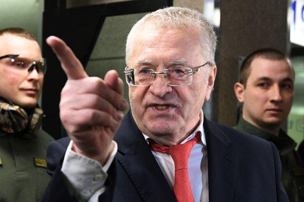 Жириновский раскритиковал песню Киркорова «Цвет настроения синий»
