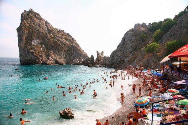 В Крыму объяснили желание украинских туристов посещать полуостров