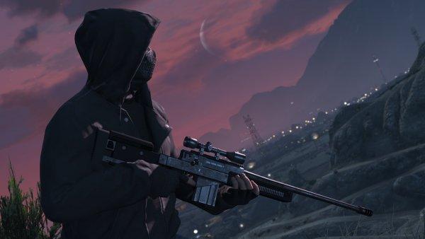 Разработчики GTA Online подали иск в суд за читерство в игре