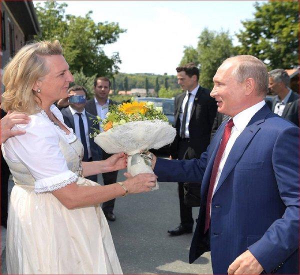 Австрия станет союзником России: Германия готовится к новым проблемам после танца Путина