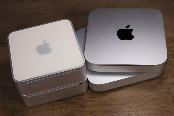 Apple готовит новую модель Mac Mini для профессионального использования
