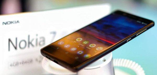 Nokia 7 Plus выйдет в сентябре на Android 9.0 Pie