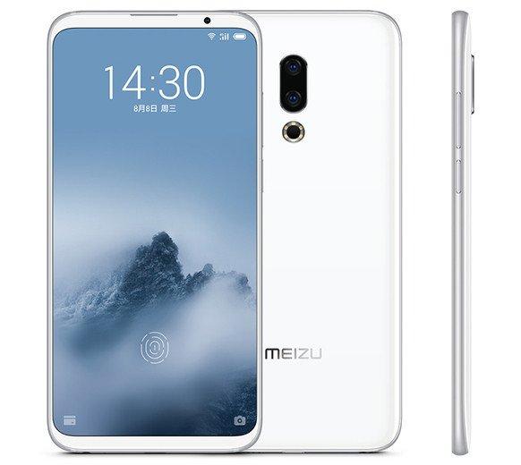 Обнародована российская цена смартфона Meizu 16