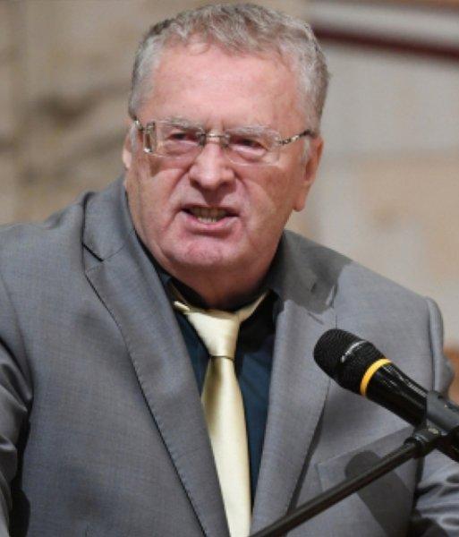 «Гречка с обещаниями»: Жириновский накормил пенсионеров на фестивале в Люберцах