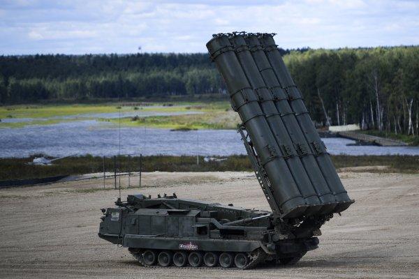 Минобороны РФ сообщает о создании уникальных ПВО на новых физических принципах