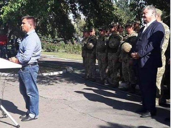«По стопам Порошенко»: В Сети высмеяли внешний вид Климкина