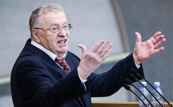 Жириновский не исключил, что разрыв Договора о дружбе вернет России земли в Украине
