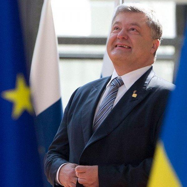 Сразу на фабрику: Дочери Порошенко не поступили в вузы Украины