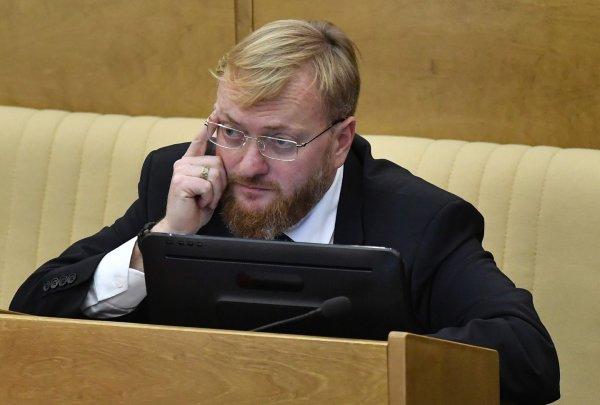 Милонов потребовал закрыть все секс-шопы в России