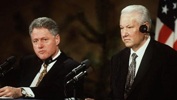 Появились уникальные расшифровки Бесед Ельцина и Клинтона о Путине