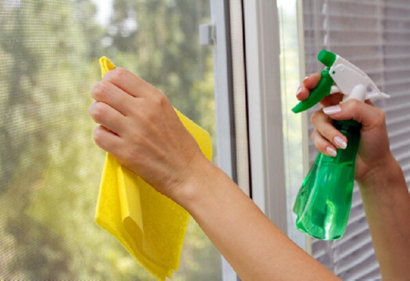 Как качественно помыть окна
