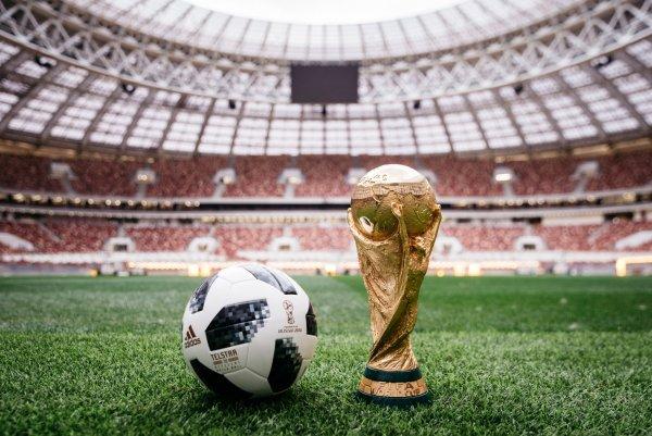 ФИФА назвала исполнителей официального гимна ЧМ-2018