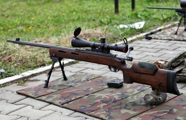 Американские эксперты расхваливают новую российскую снайперскую винтовку