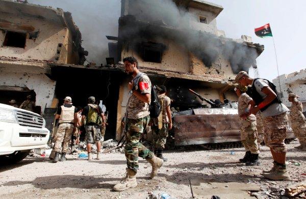 Рамзан Кадыров предложил воюющей Ливии свою помощь