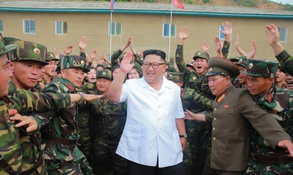 СМИ заявили об исчезновении Ким Чен Ына