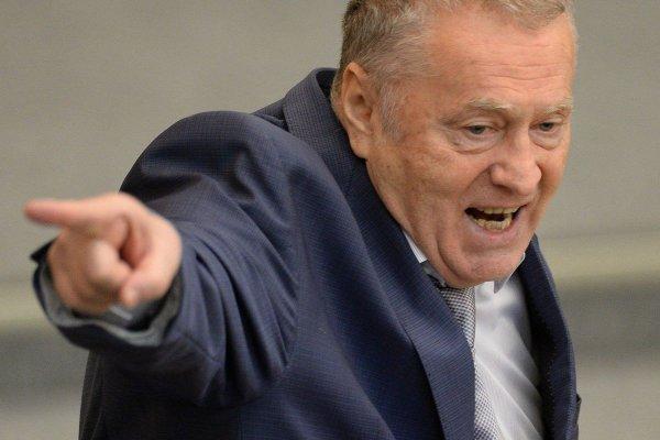 Жириновский призвал признать преступлением «красный террор» 100-летней давности