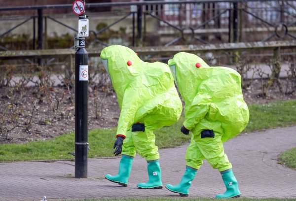 В США поддержали позицию британской прокуратуры по отравлению Скрипалей