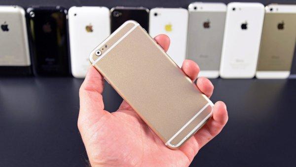 Новое ПО Apple TV дало намек на золотой корпус iPhone