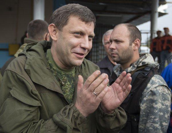Рада панически боится расследования убийства Захарченко Россией