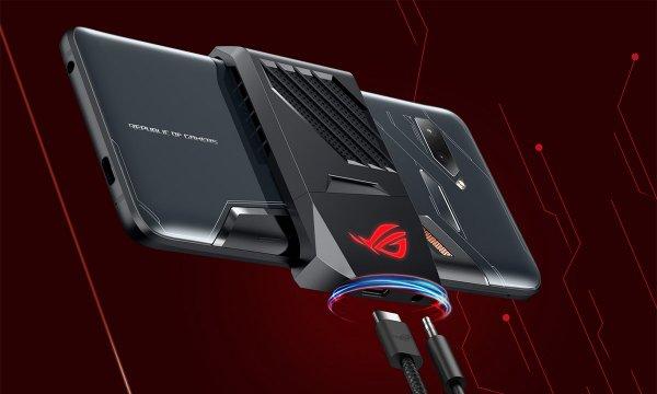 Игровой смартфон Asus ROG Phone будет стоить дороже 1 000 долларов