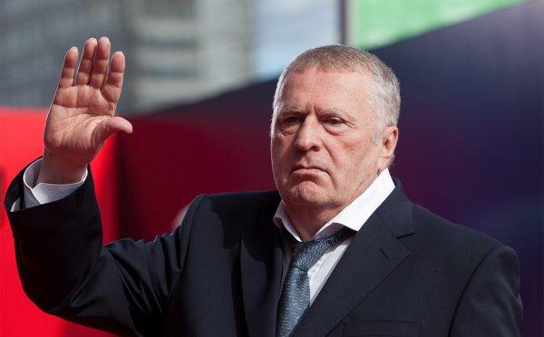 Жириновский хочет наказать человека, которого он ударил на митинге