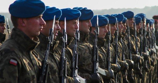 Польша усилит новой дивизией границы с Украиной