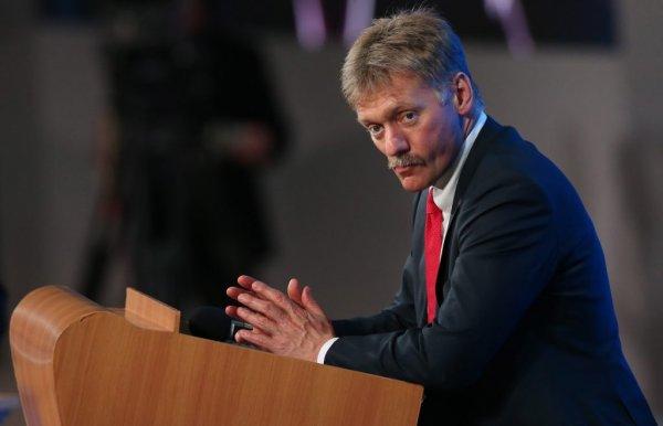 Кремль прокомментировал обращение главы Росгвардии к Навальному
