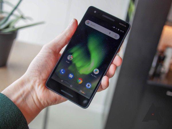 «Билайн» подарит покупателям Nokia 2.1 еще один смартфон