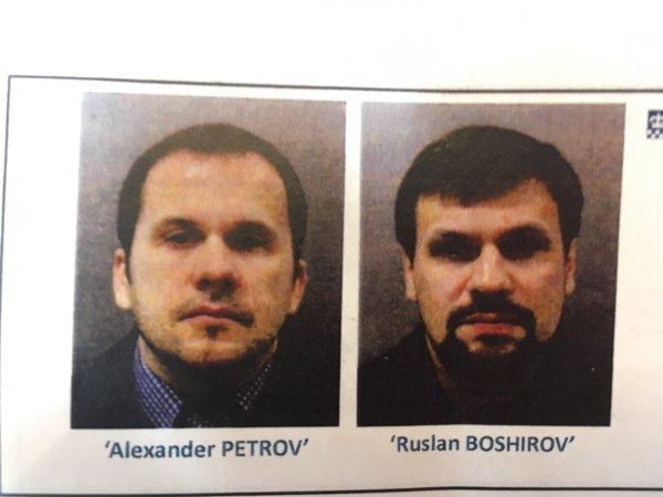 Путин публично обратился к предполагаемым отравителям Скрипалей