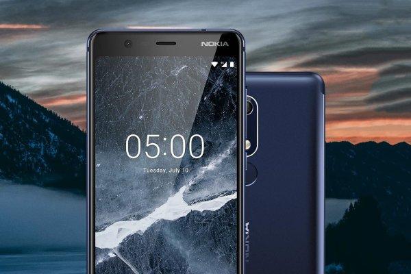 В России появится смартфон Nokia 5.1 Plus